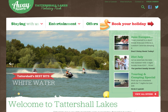 Tattershall Lakes Country Park